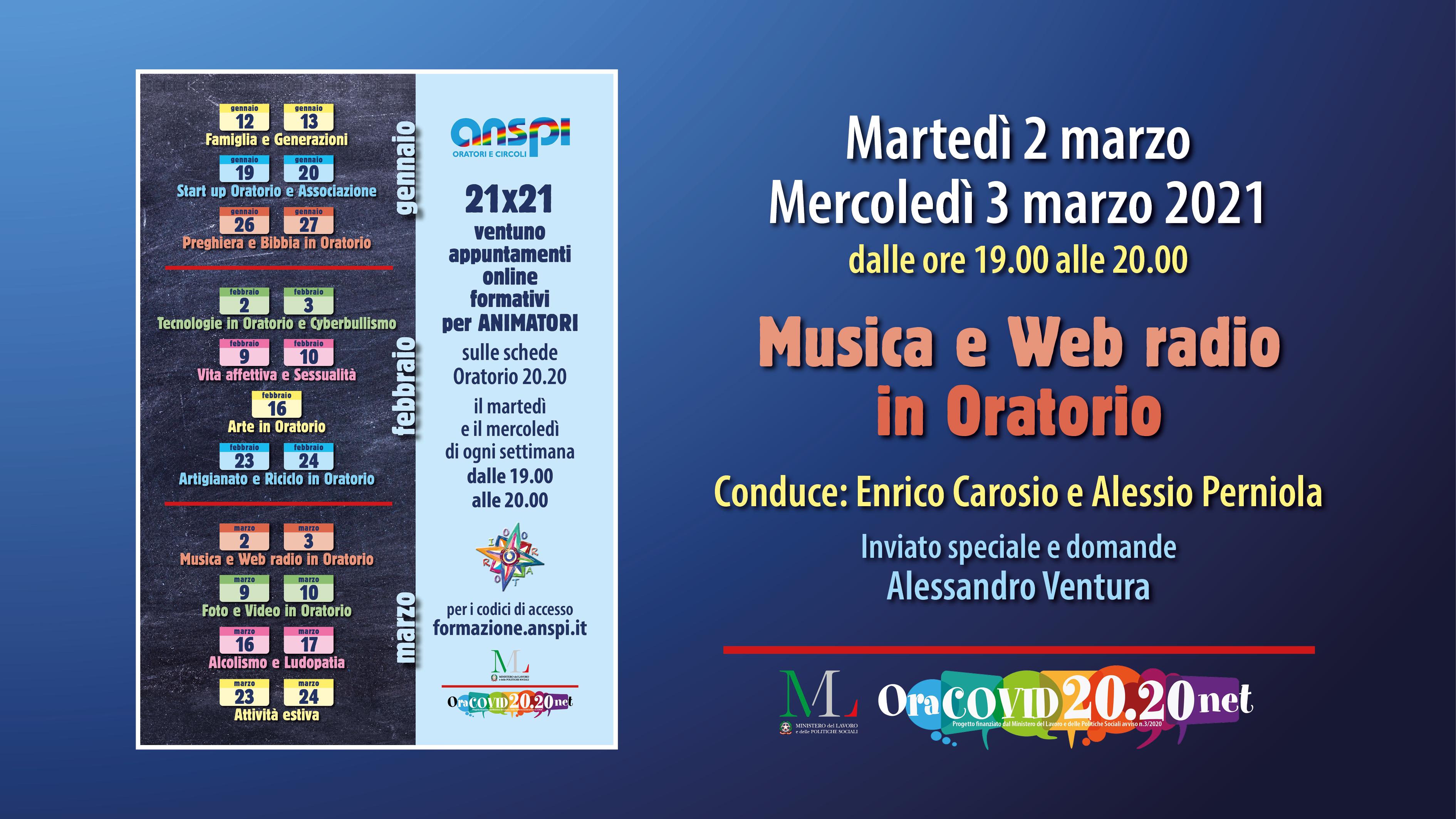 Musica In Oratorio